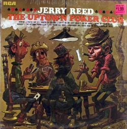 jerry reed the uptown poker club 1973