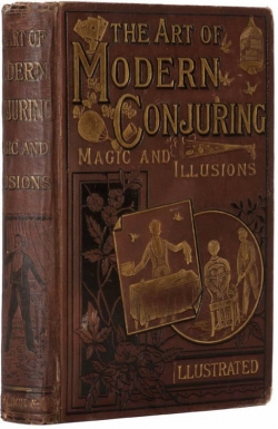 henri garenne the art of modern conjuring 1885