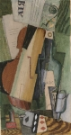 louis-marcoussis_violon-botellas-y-cartas_1919